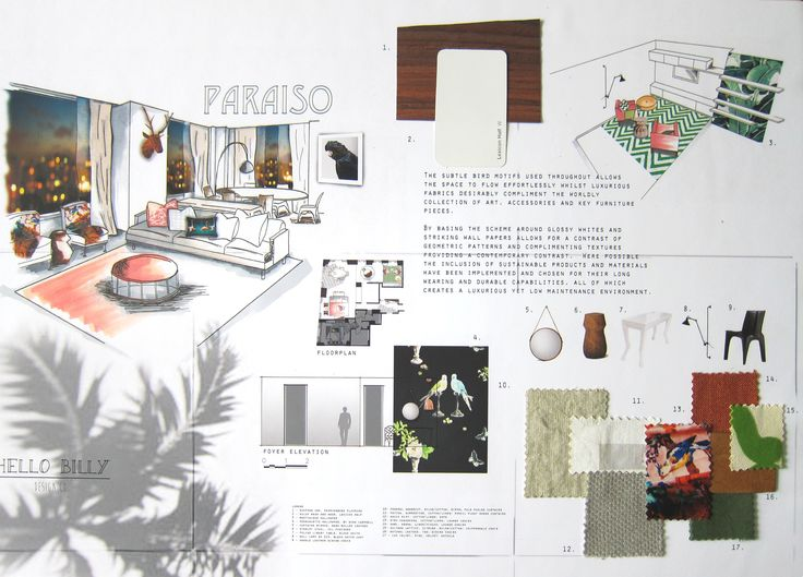 The Penthouse Presentation Board Re Presentation Pinterest Penthouses Board And Mood