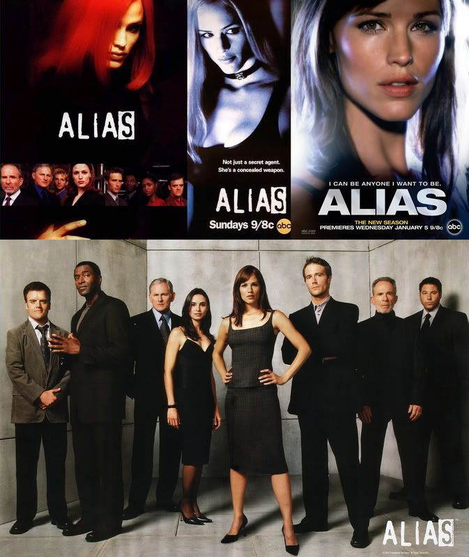 Alias...I miss this show!!