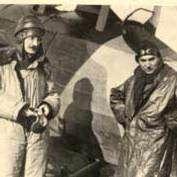 Ligne aéropostale Toulouse-Dakar - l'Expédition - Latécoere et Cornement - Atterrissage le 25 décembre 1918 du premier vol Toulouse-Barcelone.