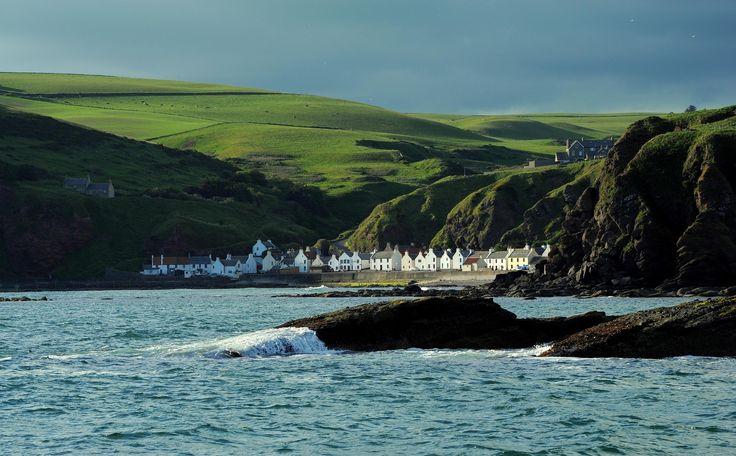 The Jewels of Scotland's East Coast by Ilaria Battaini
