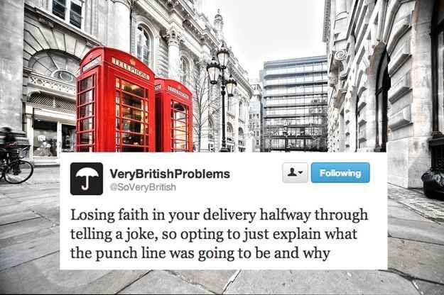 30 Very British Problems