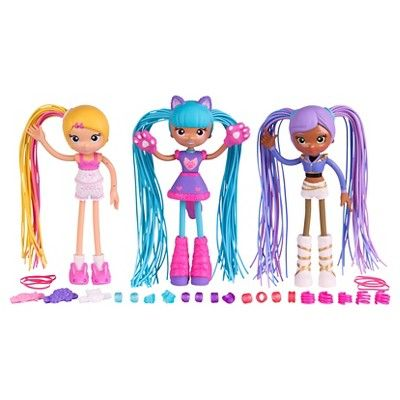 Betty Spaghetty Deluxe Mix 'n Match Pack