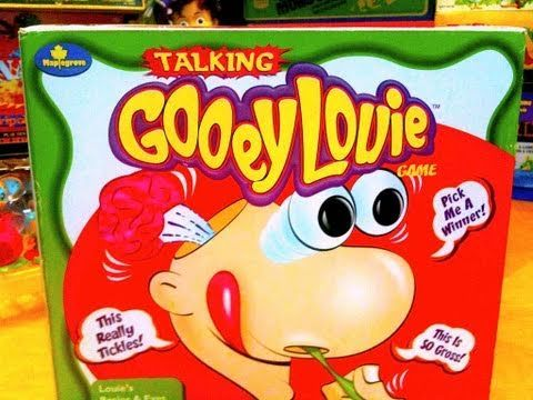 FAIL or WIN Toy? YOU DECIDE! Gooey Louie Game with BOOGERS! Toy Review by Mike Mozart