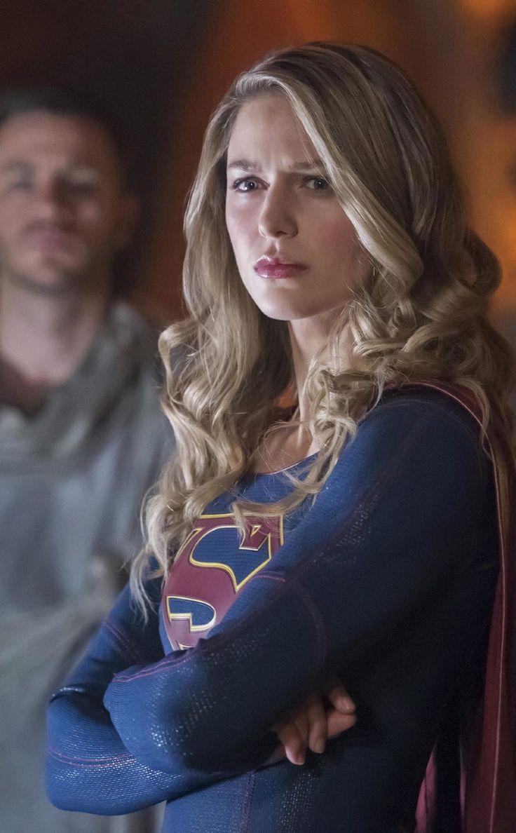 Melissa Benoist In Supergirl Season 3 2017, Full HD 2K ...