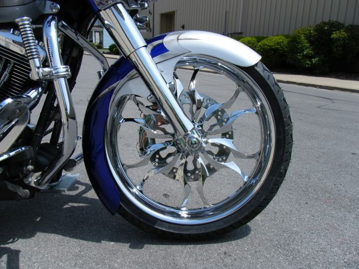 Bad Dad | Custom Bagger Parts for Your Bagger | Baggers :: Aaron's Street Glide