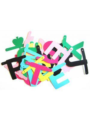 Omm design DIY letterslinger #myhomeshopping