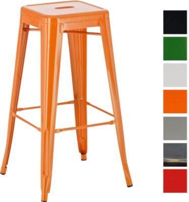 metall barhocker joshua klassich robust stapelbar aus bis zu 7 farben whlen sitzhhe 77 cm jetzt bestellen unter - Trendfarben Im Esszimmer 2012