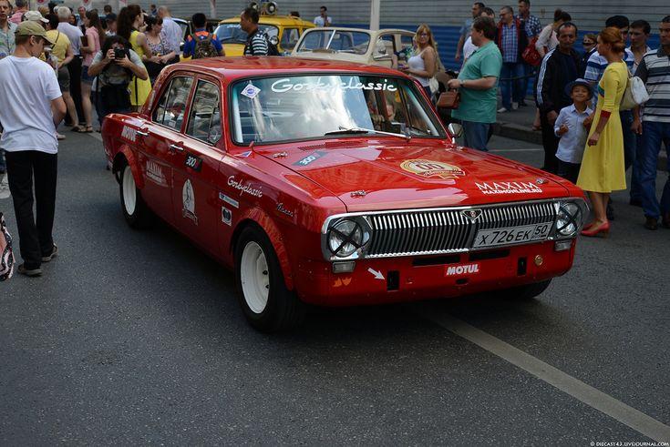 ГАЗ-24 Янтарная Волга