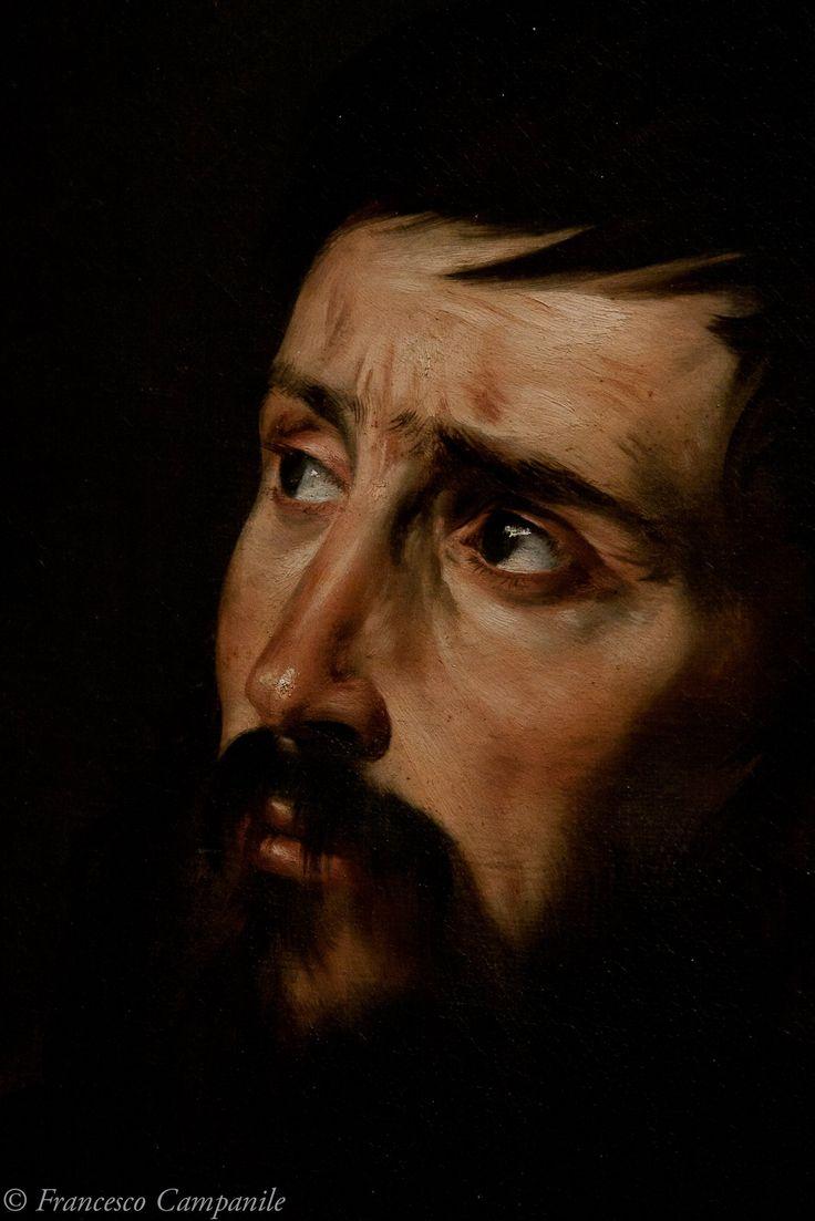 JUSEPE DE RIBERA (LO SPAGNOLETTO ). (Jativa 1591- Napoli 1652 )