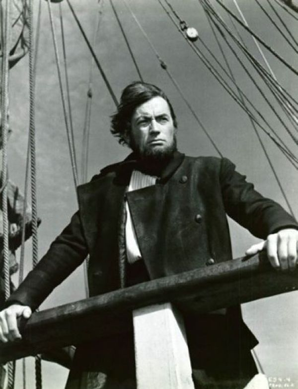 ahab in moby dick an analysis Significant quotes in herman melville's moby dick with explanations.