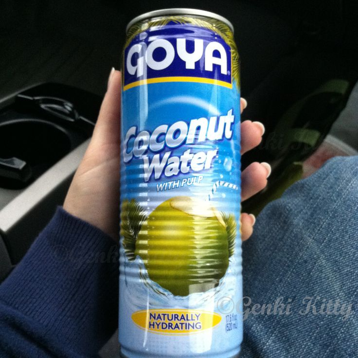Goya Coconut Water Review