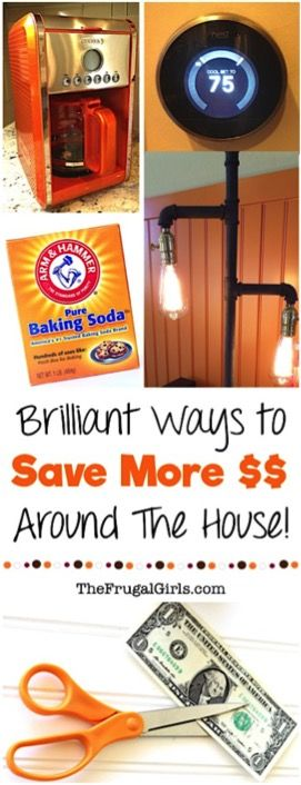 Brilliant ways to save more money around the house household and health hints pinterest - Ingenious uses for cornstarch ...