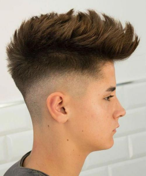 Top 11 Most Wanted Boys and Men Hairstyles 2019 to Look Cool