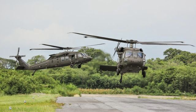 Military and Commercial Technology: Royal Thai Army to buy four Black Hawk helicopters