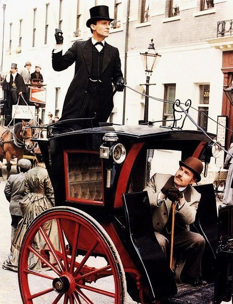 Sherlock Holmes Transportation styles used in the Sherlock Holmes stories and movie.  Some interesting trivia!