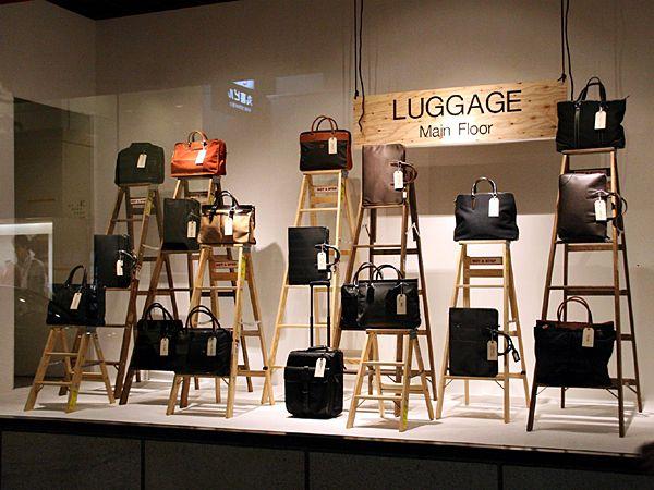 Best 25+ Bag display ideas on Pinterest