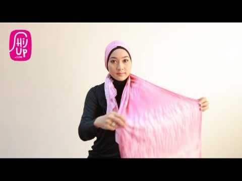 Hijab Tutorial Style 25 - HijUp.com
