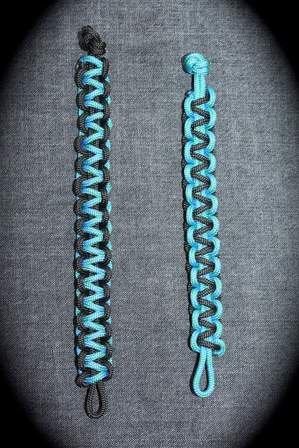 love is in the details: Paracord Survival Bracelet Tutorial (not a Dave Design)