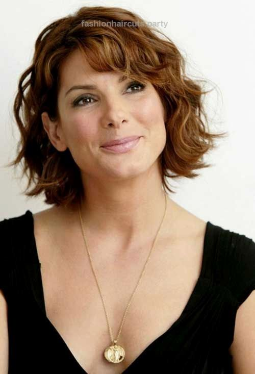 Good Short Curly Hairstyles For Women Over 50