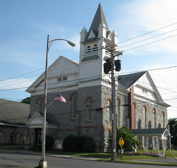 United Methodist Church Gouverneur, NY My husband & I were married here and my great-grandparents were as well.