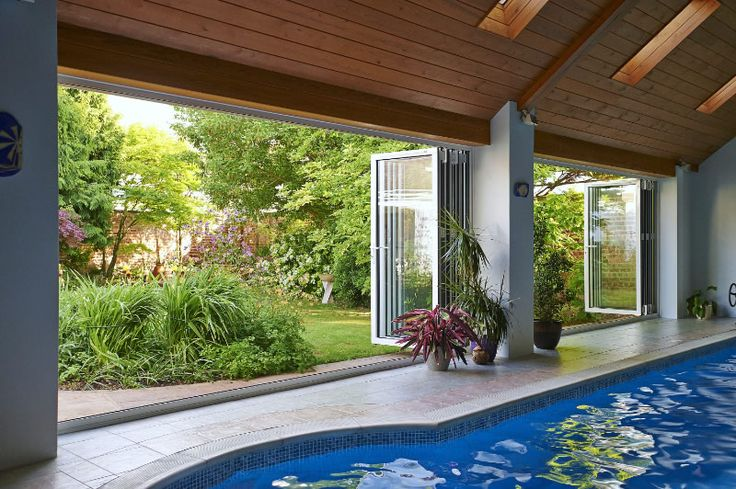Bifold doors are stylish, thermally efficient and secure. They will add a stunning finish to any home.