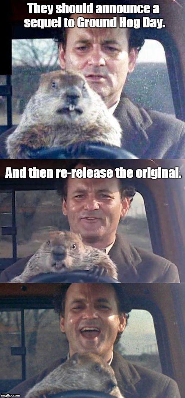 Ground Hog Day II | Mega Memes LOL!