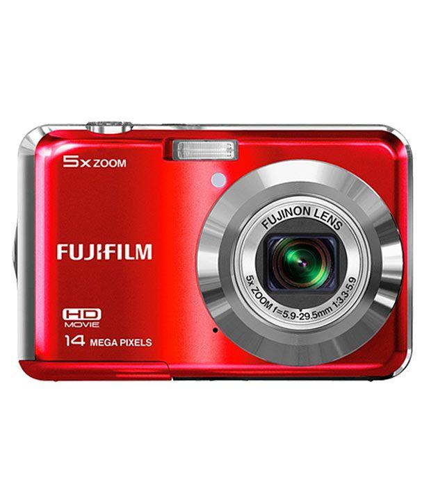 Get 24% OFF ON Fujifilm FinePix AX 600 Digital Cameras.