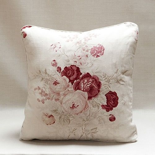 Square Piped Cushion | Kate Forman
