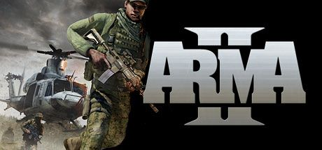 -Arma II-Author: Bohemia Interactive -Picture By: Steam -The game is about Being in the army and passing different missions -The Game Teaches you Military Strategy in a First Person Shooter and Simulator