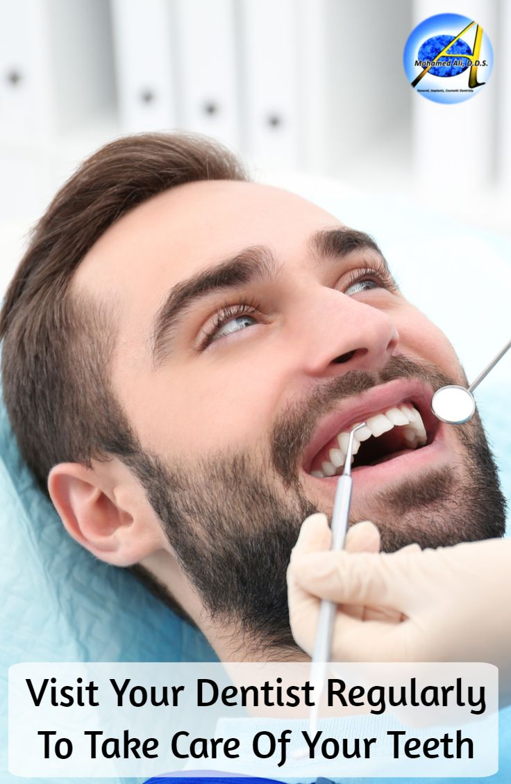 how often should you go to the dentist nhs