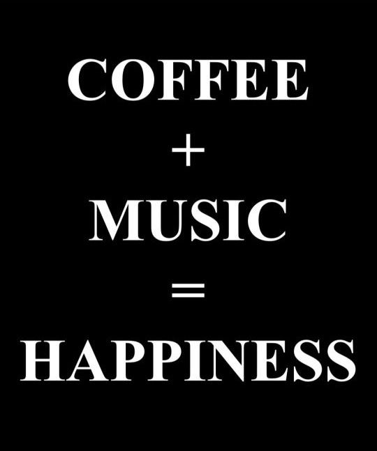 Do you agree? #LifeBoostCoffee #Coffee #Music #happiness #inspirational #quotes