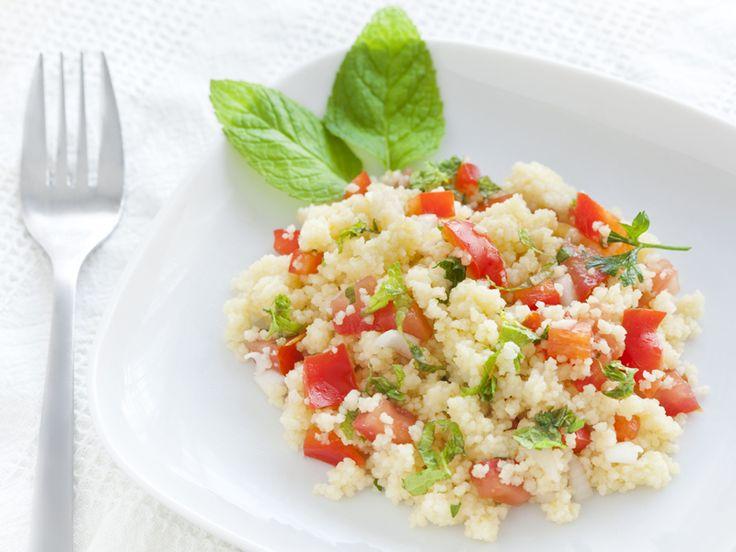 Un taboulé tomates concombres basilic : frais & light pour l'été ! * Chloé Fashion & Lifestyle