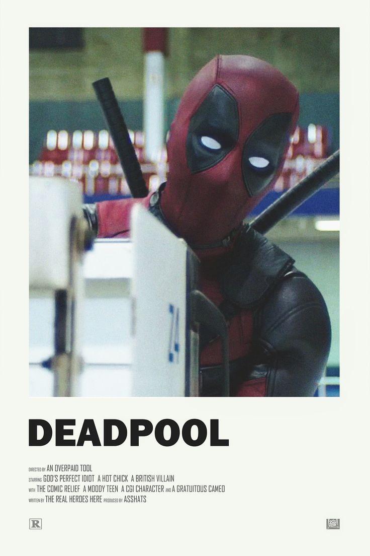 ☠️L alternative movie poster