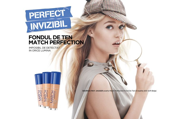 Match Perfection Fond de Ten | Rimmel London România