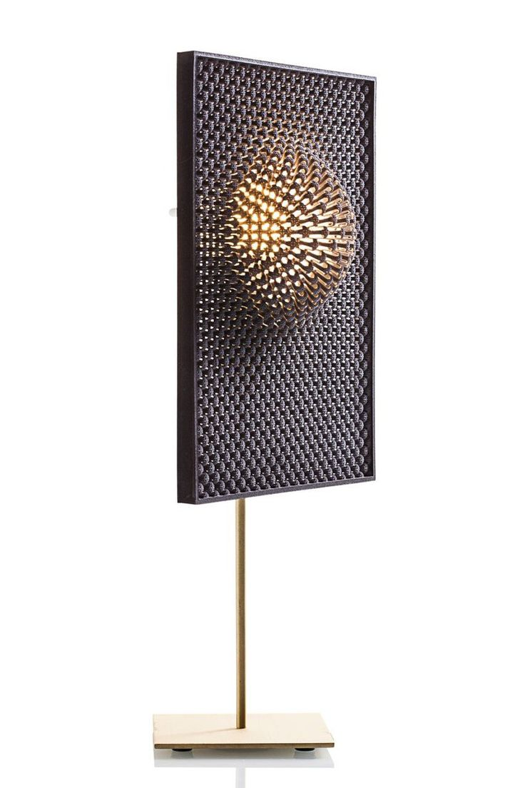 299 best interesting lighting design images on pinterest light coz studio debuts with textural 3d printed focus lamp arubaitofo Choice Image
