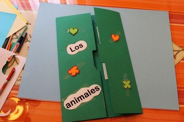 Como hacer un lapbook