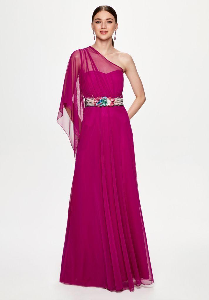 8827d9838 Vestidos de fiesta económicos para Invitadas a bodas de Invierno. Tienda  física en Madrid de