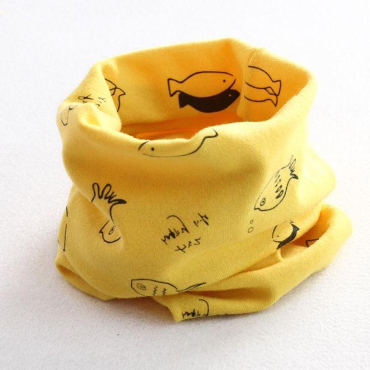 Горячий Новый Осень Зима детский Шарф Хлопка Дети мальчиков и девочек шарфы Кольцо Шею Теплым Amzing JL 27 Высокая качество #CLICK! #clothing, #shoes, #jewelry, #women, #men, #hats