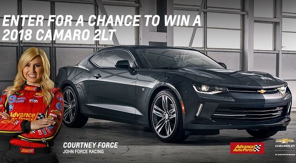 Win A Car Sweepstakes >> Www Racetowincamaro Com Win Your Dream Camaro Car For Free