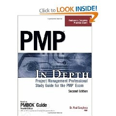 PMP in Depth by Paul Sanghera @Amazon.com