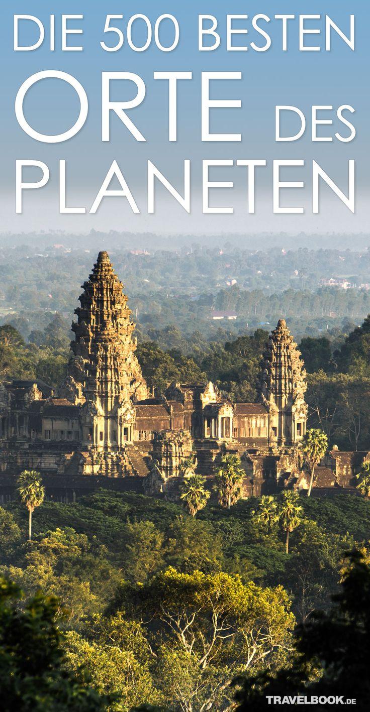 Lonely-Planet: Die 500 wichtigsten Sehenswürdigkeiten der Welt