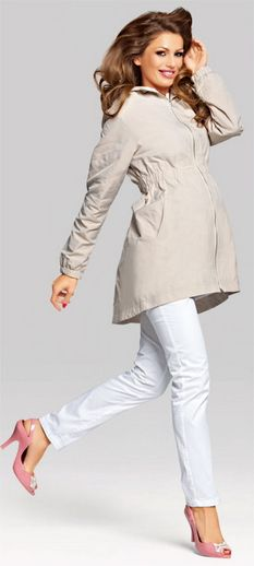 urban beige jacket