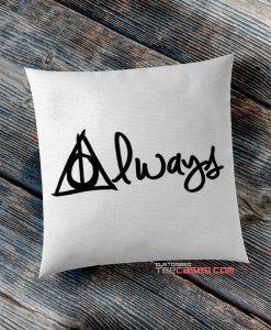 Deathly Hallows Harry Potter pillow case, Custom Pillow case, Square Rectangle pillows case