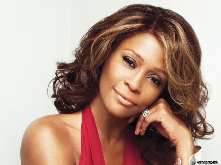 Whitney Houston, very famous singer
