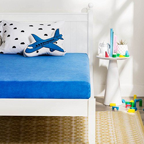 Home Decorators Collection   LUCID 6 Inch Youth Gel Memory Foam Mattress  Velour Cover  Great for Children and Teens  Twin  Blue *** Check this awesome product by going to the link at the image.(It is Amazon affiliate link) #westcoasts
