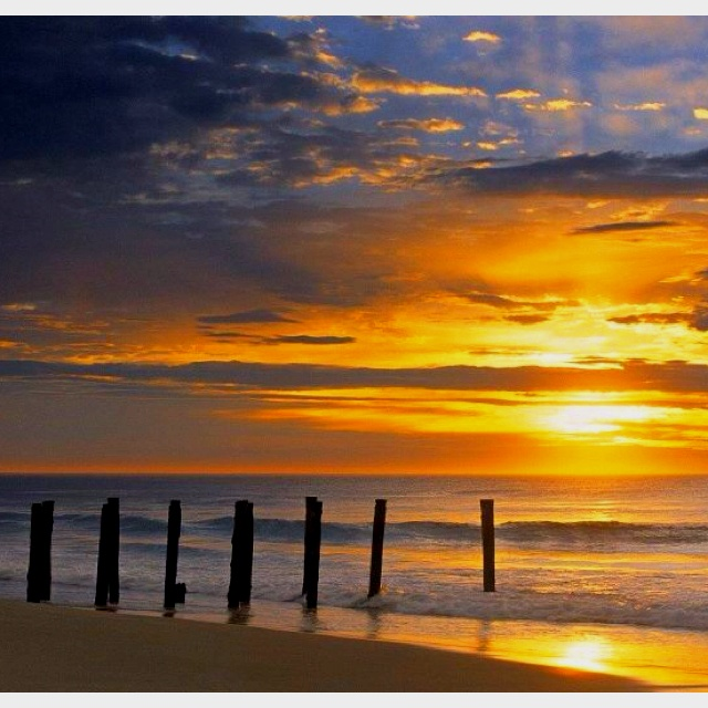 St clair! Ahhh the beach!