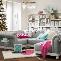 Lounge Room Ideas & Teen Lounge Room Decorating Ideas | PBteen