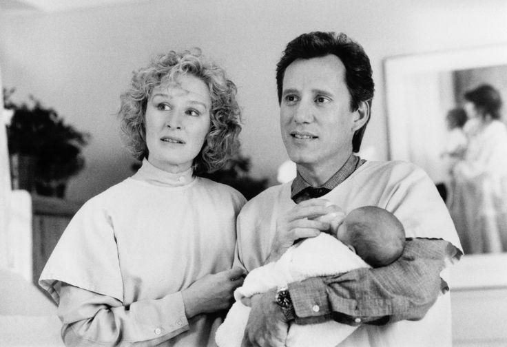 Glenn Close & James Woods (Immediate Family 1989) Jonathan ...