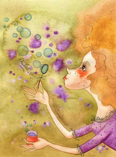 Мыльные пузыри (Виктория Кирдий)