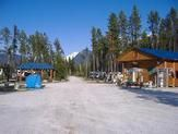 Blue River Campground & RV Park is a great place to stop for the night! Take a wilderness hike or bike ride; paddle a pristine mountain lake; fish a mountain stream; swim in Eleanor Lake or relax by your campfire. http://www.campingweek.ca/